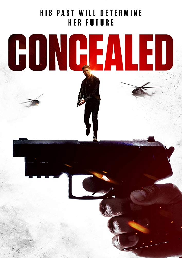 Concealed 2017 HDRip X264 AC3-D3KN