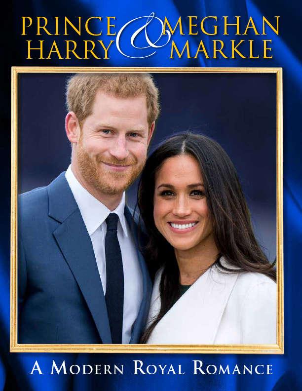 Harry and Meghan A Modern Royal Romance 2018 HDRip x264-PHOENiX