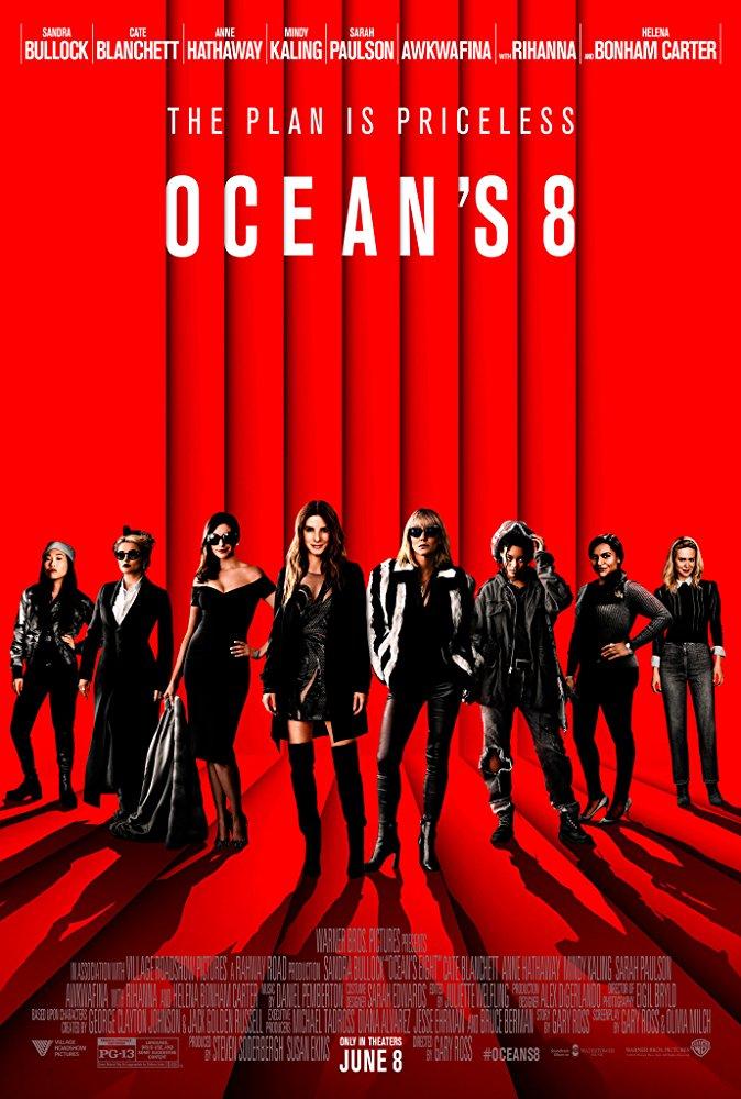 Oceans Eight 2018 HDRip XviD AC3-EVO[EtMovies]