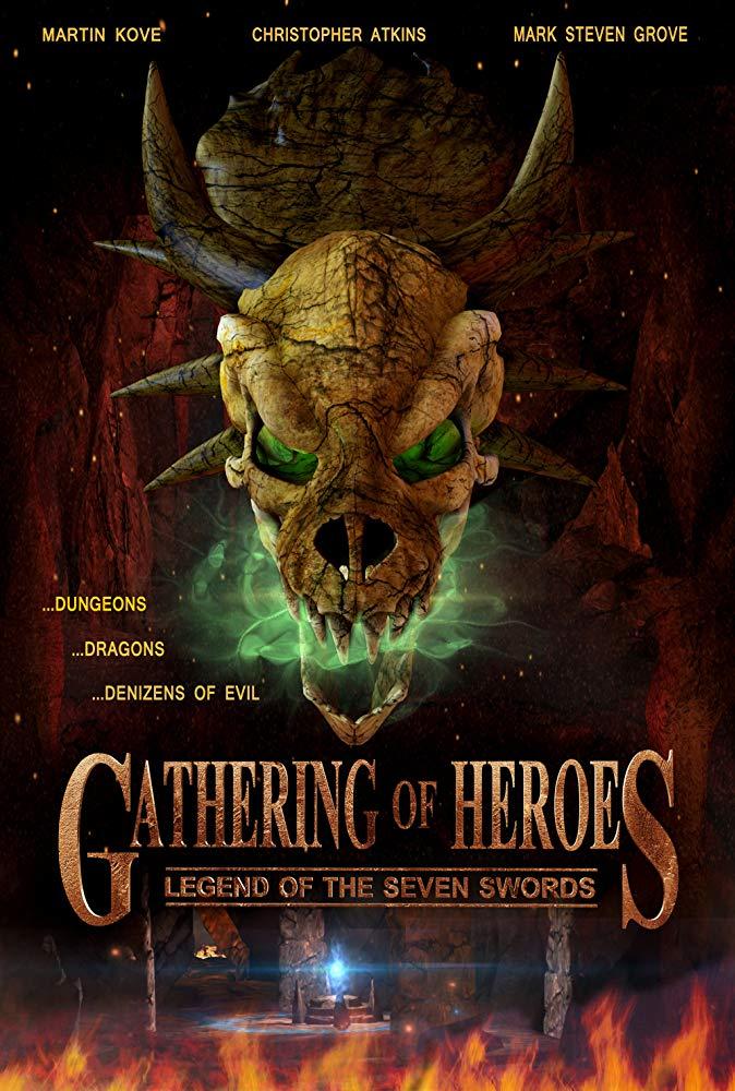 Gathering of Heroes Legend of the Seven Swords (2018) WEBRip - SHADOW