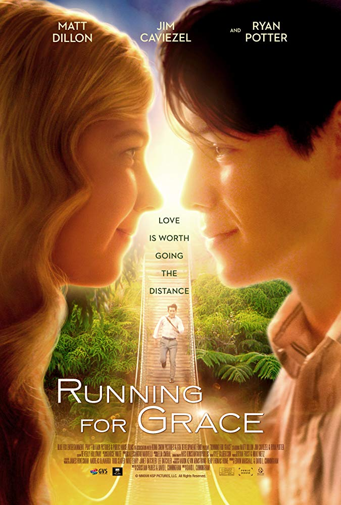Running for Grace 2018 HDRip XviD AC3 MFH