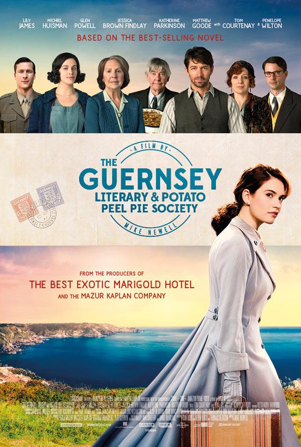 The Guernsey Literary and Potato Peel Pie Society (2018) 720p H264 italian english Ac3-5 1 sub ita eng-MIRCrew