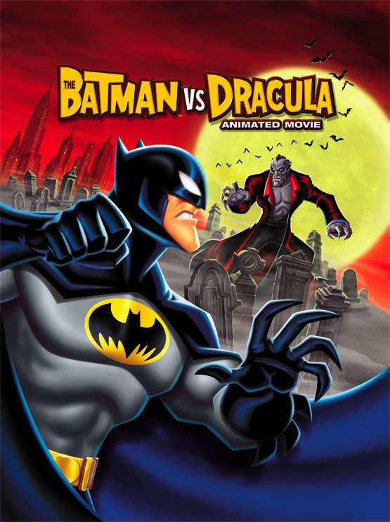 The Batman vs Dracula (2005) WEB-DL x264-RARBG
