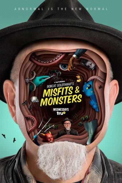 Bobcat Goldthwaits Misfits and Monsters S01E07 WEBRip x264-TBS