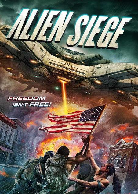 Alien Siege 2018 HDRip XviD AC3-EVO