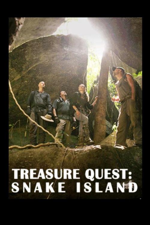 Treasure Quest Snake Island S03E00 Big Risk Bigger Reward WEBRip x264-TBS