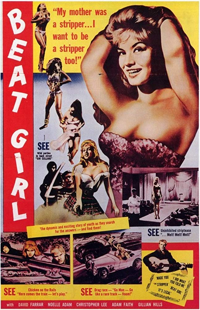 Beat Girl 1960 1080p BluRay H264 AAC-RARBG