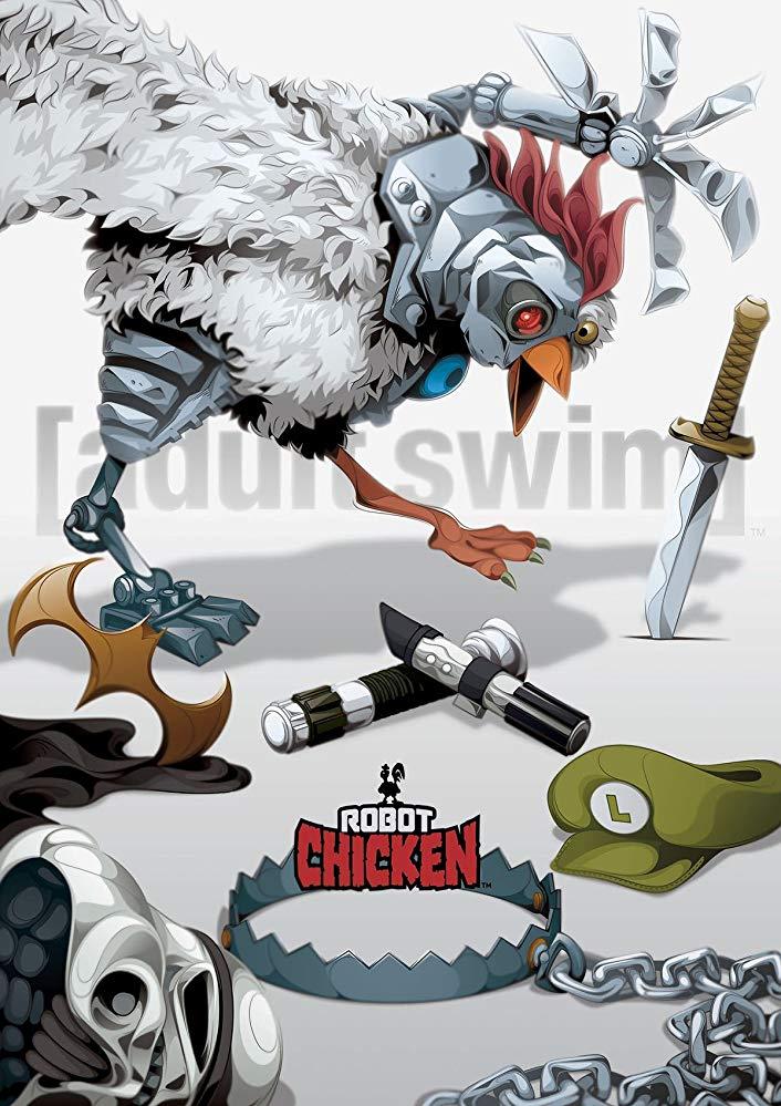 Robot Chicken S09E18 No Wait He Has A Cane 720p AMZN WEBRip DDP5 1 H 264-NTb