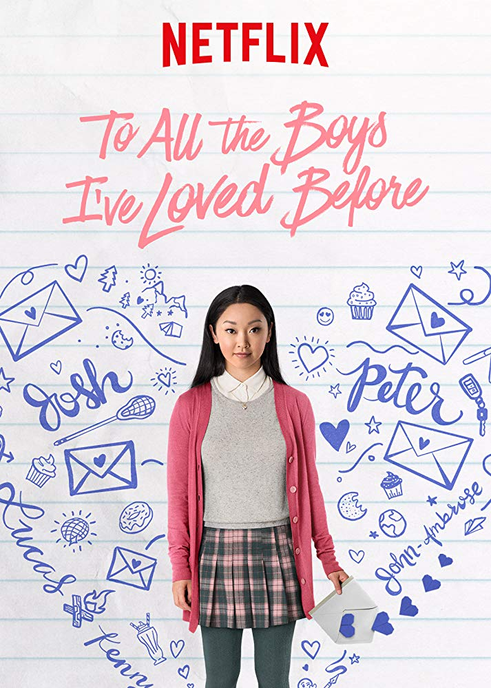To All the Boys I ve Loved Before 2018 1080p NF WEB-DL DD+5 1 x264 MFH