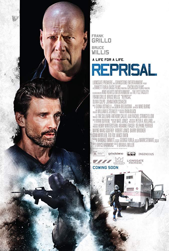 Reprisal (2018) 720p Web-DL x264 AAC ESubs - Downloadhub