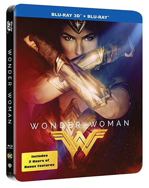 Wonder Woman (2009) 1080p BDRip x265 TrueHD 5.1 - Goki SEV
