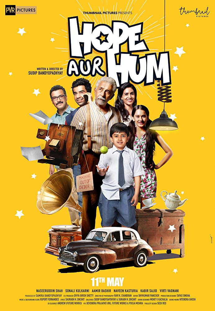 Hope Aur Hum 2018 Hindi WebRip 720p x264 AAC 5 1 ESub - mkvCinemas