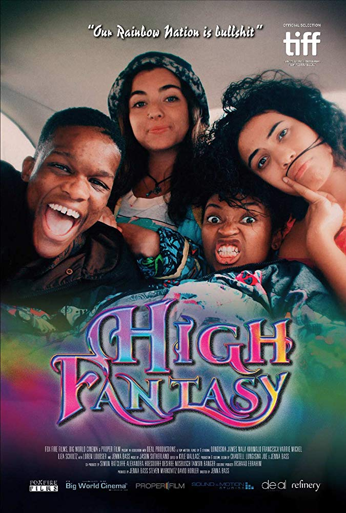 High Fantasy 2017 BDRip XviD AC3-EVO