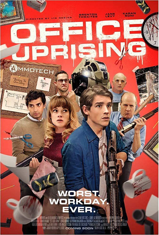 Office Uprising (2018) HDRip AC3 X264-CMRG