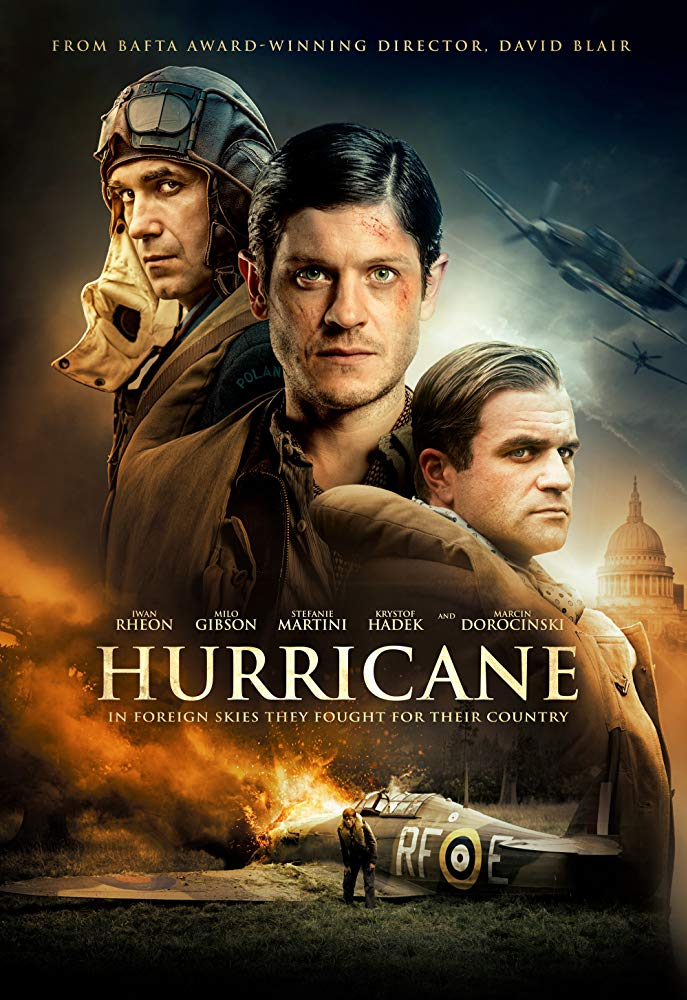 Hurricane 2018 HDRip XviD AC3-EVO