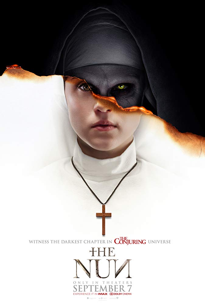 The Nun 2018 HDCAM Dual Audio Hindi English 720p - mkvCinemas