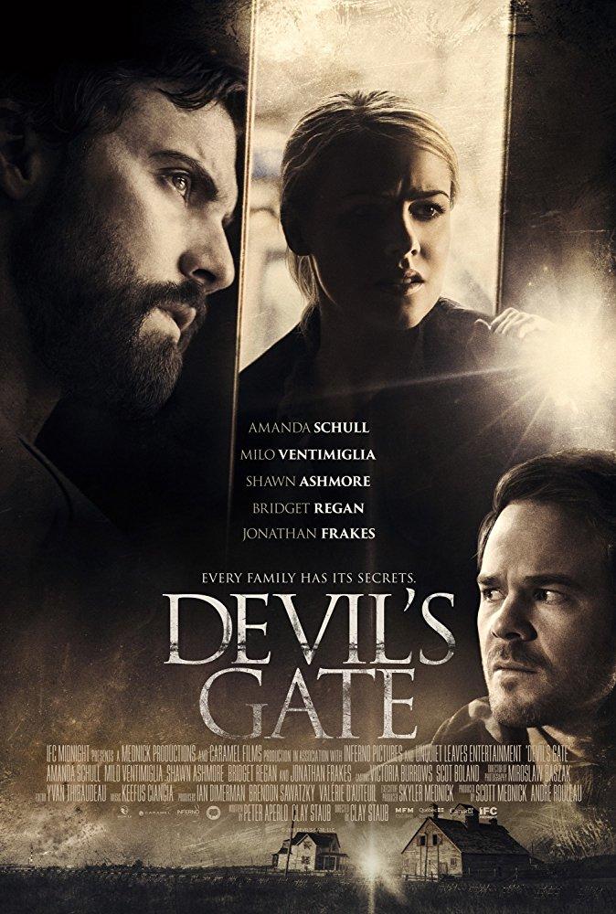 Devil's Gate (2017) [BluRay] [720p] YIFY