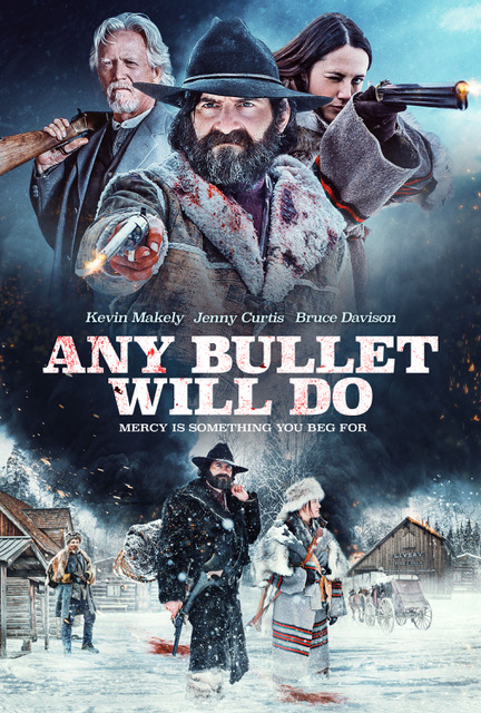 Any Bullet Will Do 2018 HDRip XViD-ETRG