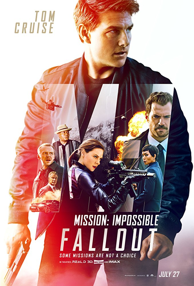 Mission Impossible - Fallout (2018) 720p HC HDRip x264-TV21