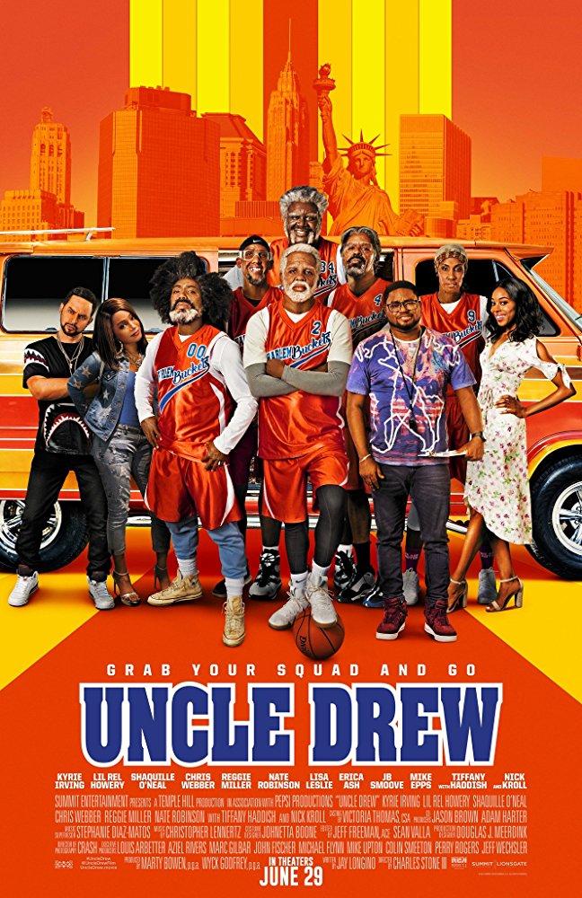 Uncle Drew 2018 BDRip x264-GECKOS