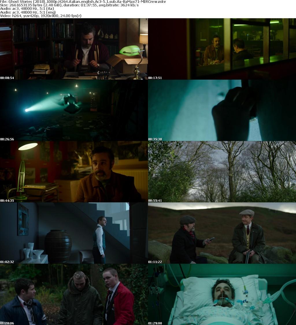 Ghost Stories (2018) 1080p H264 italian english Ac3-5 1 sub ita-BaMax71-MIRCrew