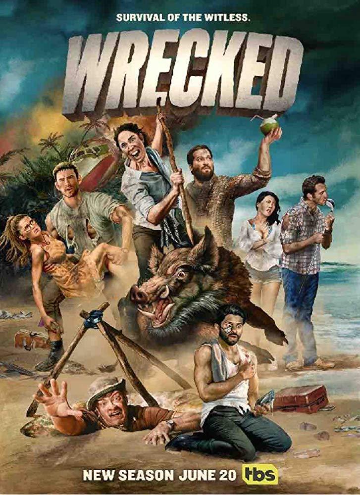 Wrecked S03E04 REPACK 720p WEBRip x264-TBS