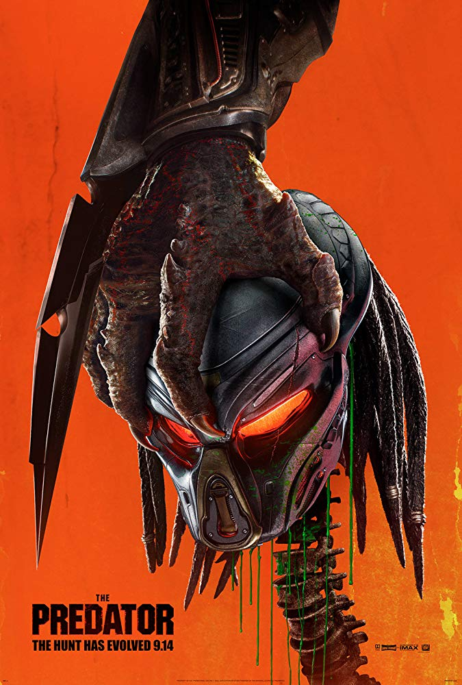 The Predator 2018 NEW HDCAM XViD AC3-ETRG