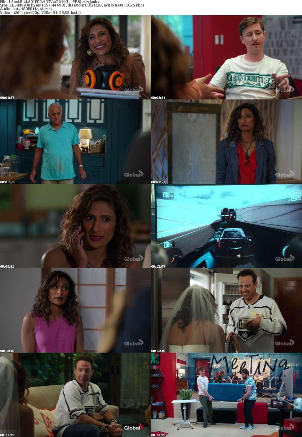 I Feel Bad S01E02 HDTV x264-KILLERS