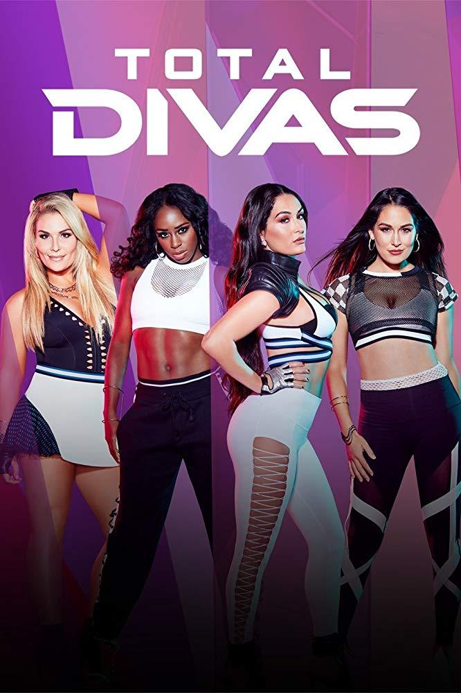 Total Divas S08E01 Good Girls Dont Make History HDTV x264-CRiMSON