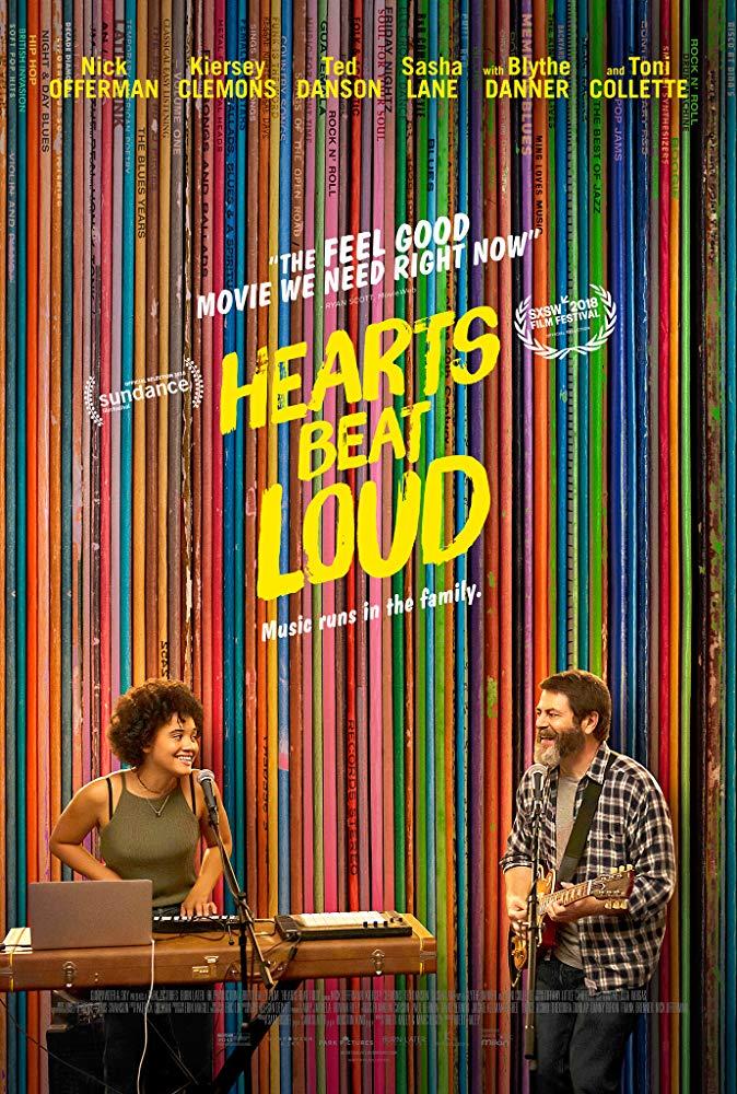 Hearts Beat Loud 2018 720p BluRay X264-AMIABLE