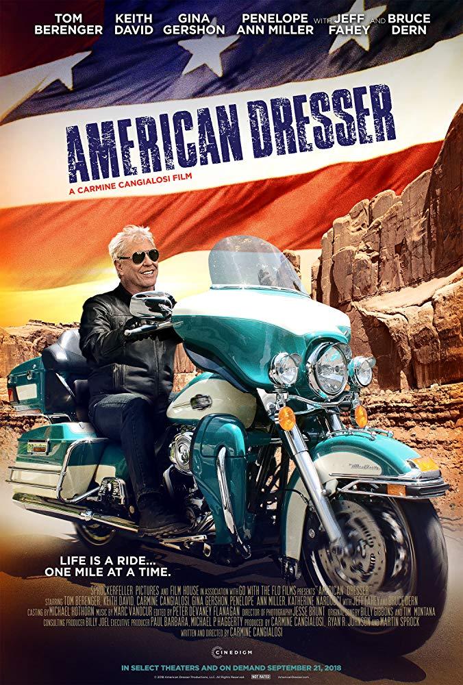 American Dresser (2018) 720p WEB-DL x264 800MB ESubs - MkvHub
