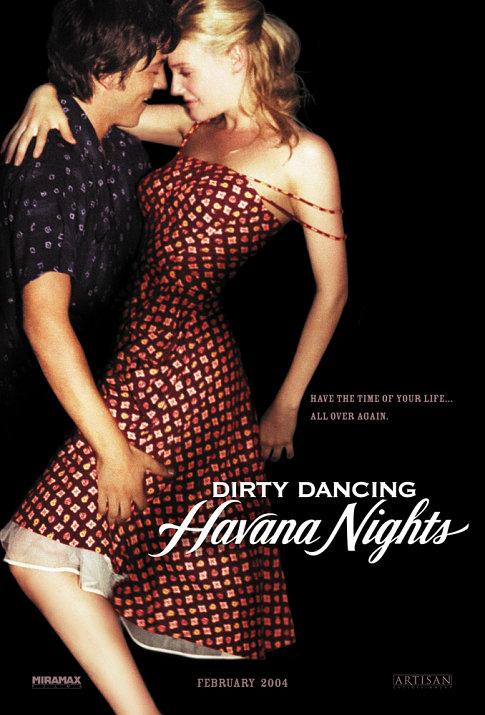 Dirty Dancing 2 Havana Nights 2004 BRRip XviD MP3-XVID