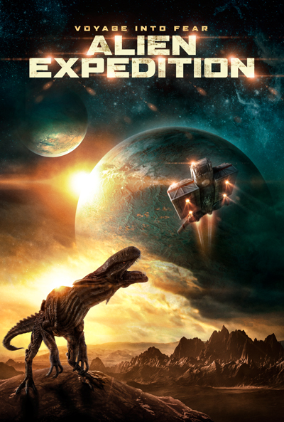 Alien Expedition 2018 HDRip AC3 X264-CMRG