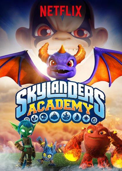 Skylanders Academy S03E03 WEB x264-STRiFE