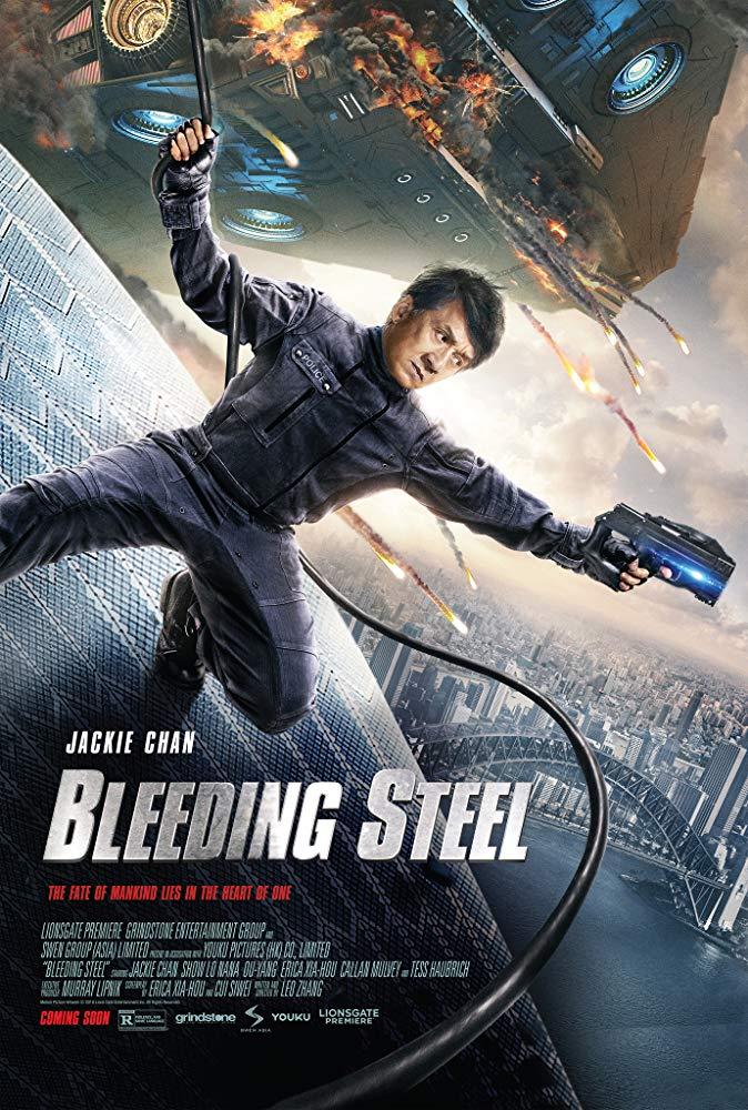 Bleeding Steel 2017 CHINESE 1080p BluRay H264 AAC-VXT