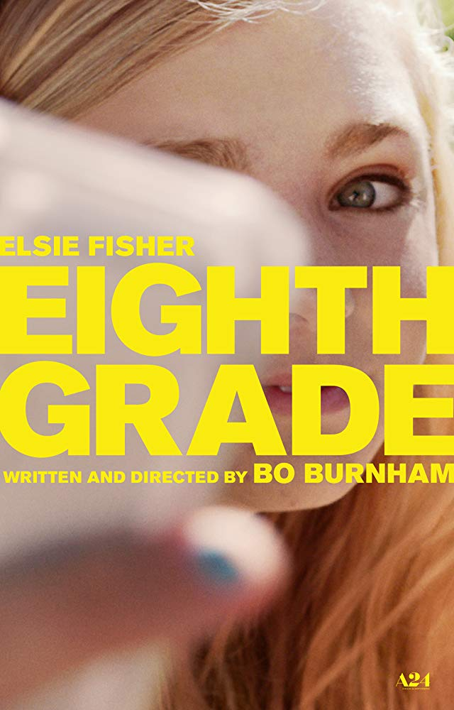 Eighth Grade 2018 720p BRRip XviD AC3-XVID