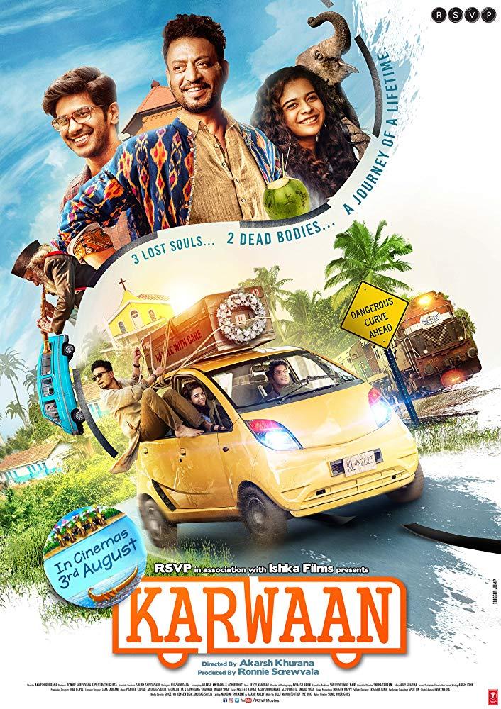 Karwaan 2018 Hindi 1080p WEB-DL x264 ESub [MW]