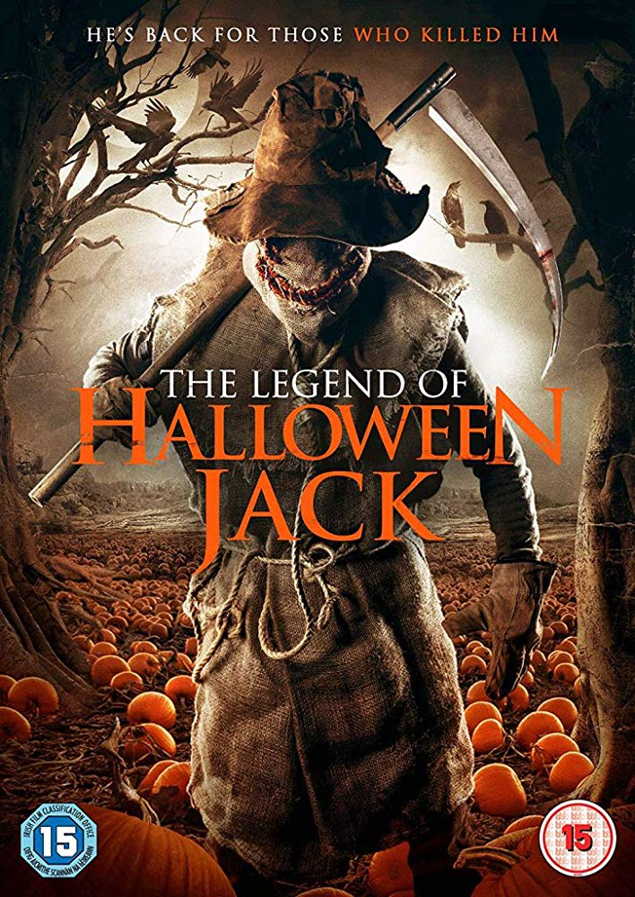 The Legend of Halloween Jack (2018) HDRip XviD AC3-EVO