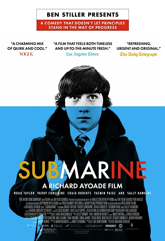 Submarine 2010 1080p BluRay H264 AAC-RARBG