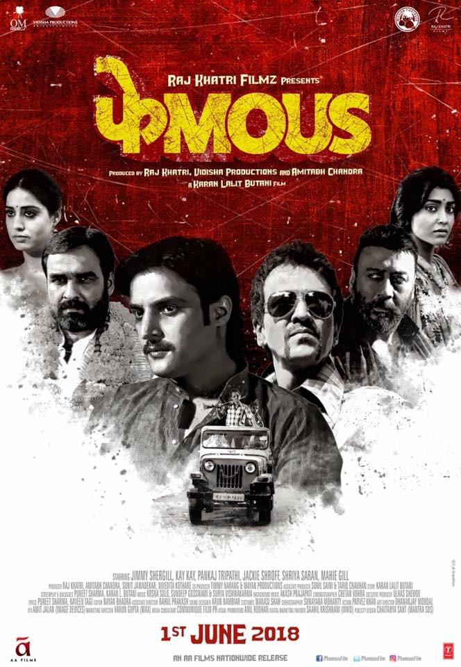 Phamous 2018 Hindi 720p DvDRip x264 AAC 5 1 - xRG