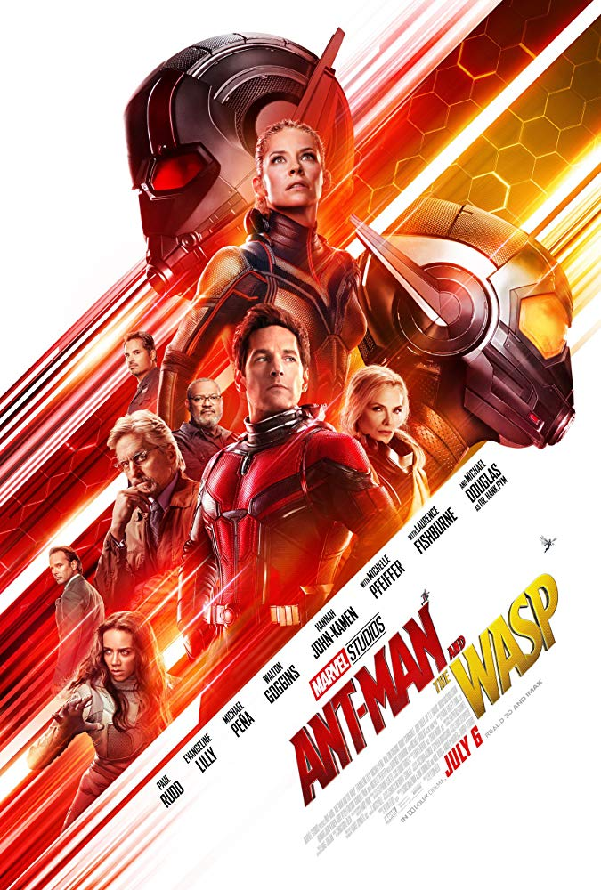 Ant Man and the Wasp 2018 720p BluRay x264 Dual Audio Hindi DD 5 1 - English 2 0 ESub MW