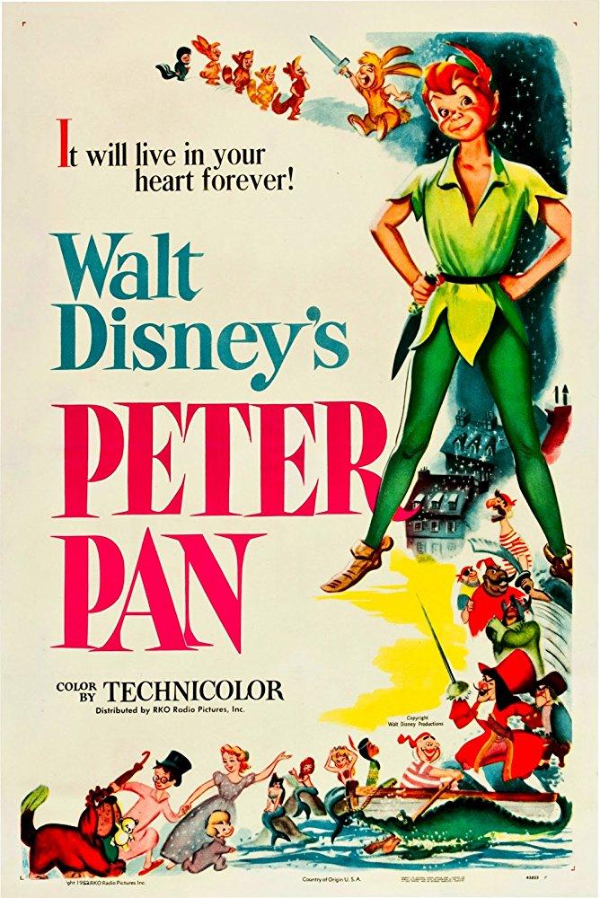 Peter Pan 1953 1080p BluRay X264-AMIABLE