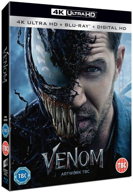 Venom (2018) 720p BluRay x264 AC3 ESub Dual Audio Hindi DD 5.1CH English 1.15GB-CraZzyBoY