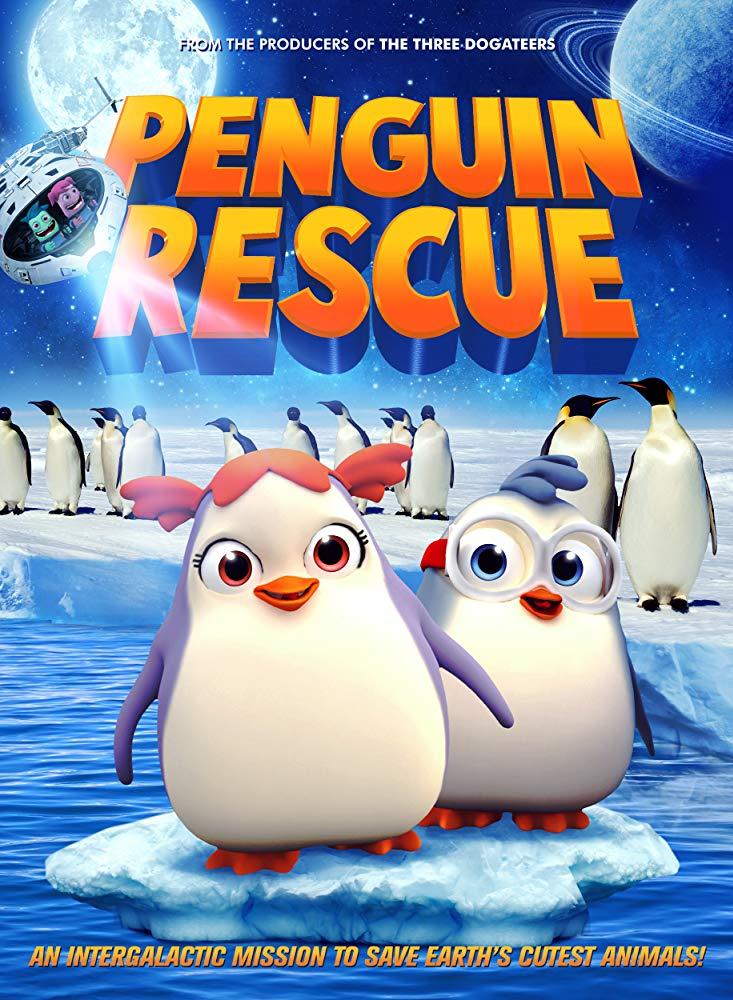 Penguin Rescue 2018 HDRip XviD AC3-EVO