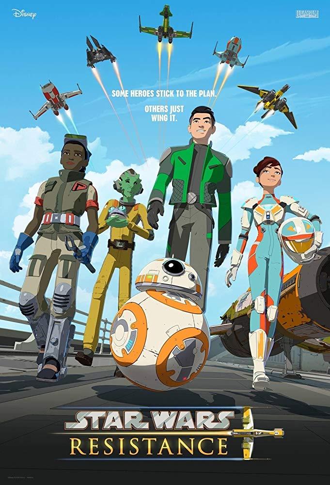 Star Wars Resistance S01E01 720p WEB x264-TBS
