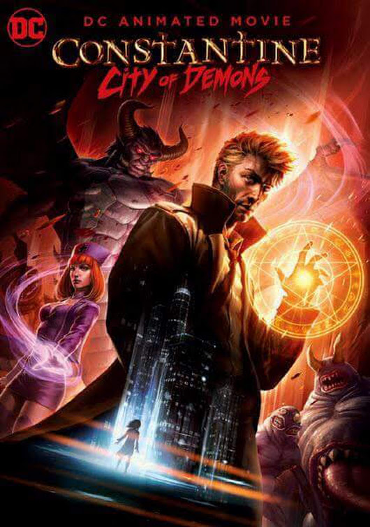 Constantine City of Demons The Movie 2018 1080p BDRip X264 AC3-EVO