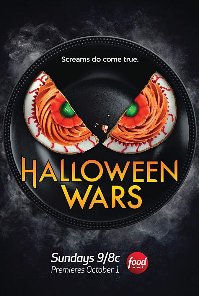 Halloween Wars S08E02 Clowns vs Zombies WEB h264-CAFFEiNE
