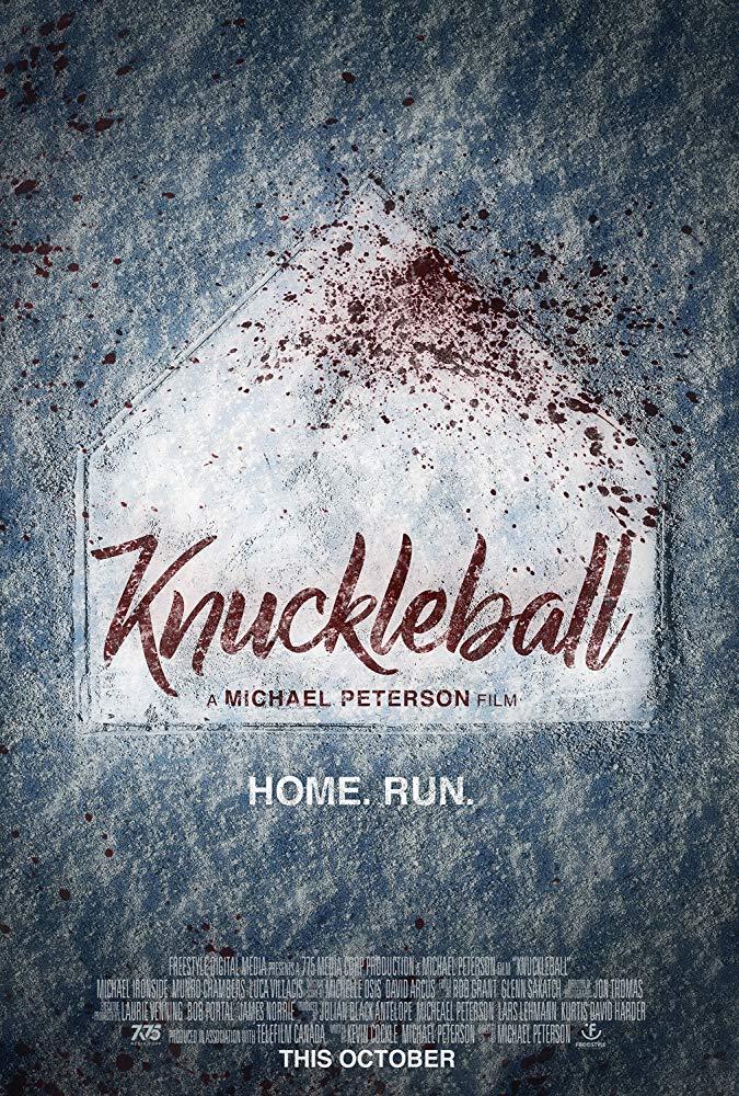 Knuckleball 2018 HDRip XviD AC3-EVO