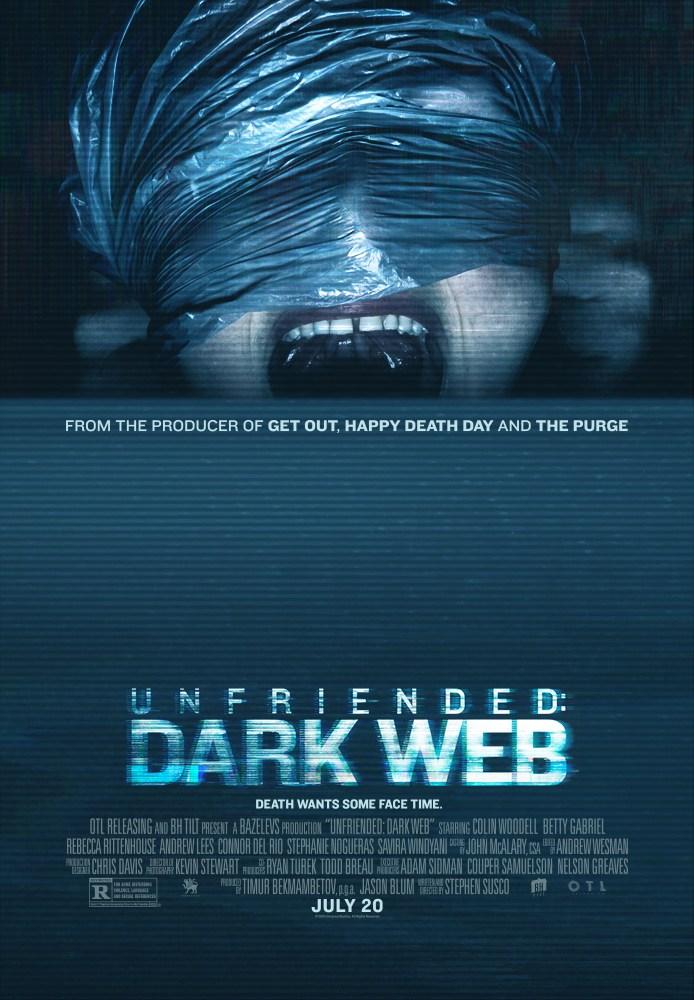 Unfriended Dark Web (2018) 1080p 5 1 - 2 0 x264 Phun Psyz