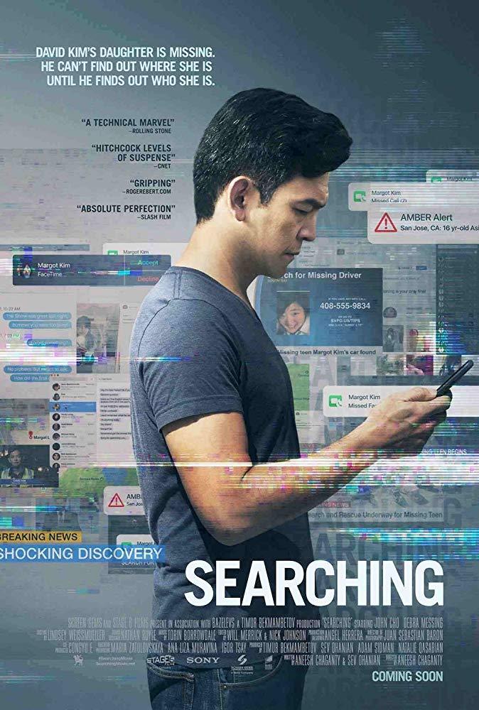 Searching (2018) 720p HC HDRip x264 AAC - Downloadhub